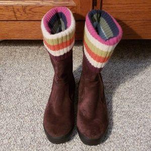 Women's Coach Tatum boots, size 6